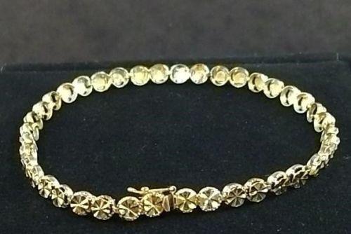 Beverly Hills Gold Bracelet Ebay