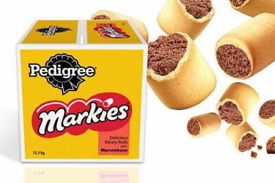 1kg Markies Dog Treats (sausage Roll Style Dog Treats ) BRANDED,TREAT,REWARD