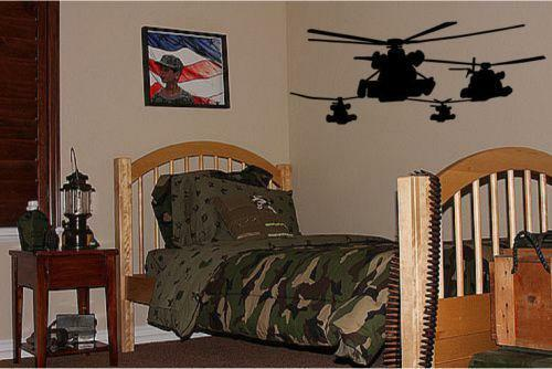Army Room Decor Ebay