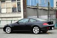 2004 BMW 645CI SMG 161K SUPER CLEAN!! MUST SEE!! FINANCE