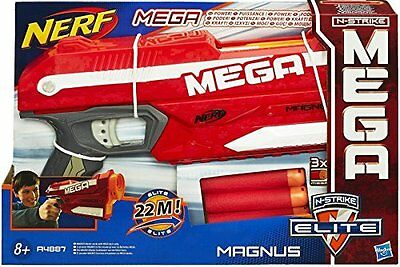 Nerf - N-Strike Elite Mega Magnus