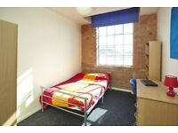Room available in beautiful apartment in Nottingham city centre, Student shared 5 bedroom studio