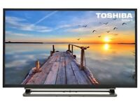 Toshiba 55S3653DB 55 Inch Full HD Freeview Smart LED TV