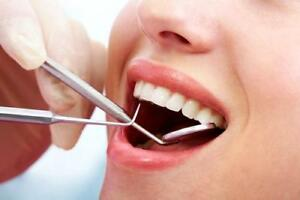 Low-cost teeth cleaning in downtown Toronto $40