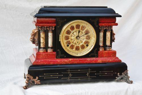 Seth Thomas Shelf Clock Ebay