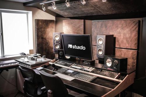 recording studio desk pro audio equipment ebay. Black Bedroom Furniture Sets. Home Design Ideas