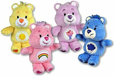 World's Smallest Care Bear #541 - Assorted Colors - Miniature, Plush, 1980s Toy