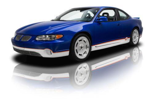 on 2004 Pontiac Grand Prix Supercharged