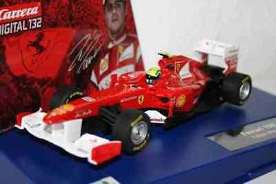 6 Neu Carrera Digital132 30627 Ferrari 150 Italia Felipe Massa No Spielzeug Kinderrennbahnen