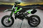 50cc Motocross Bike