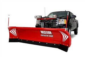 Western Snowplows for Sale- 0% financing on Snow Plows Available