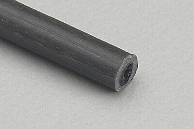 Midwest Carbon Fiber Tube .125 x 24 (Midwest Carbon Fiber)