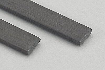 Midwest Carbon Fiber Strip .057 x .177 24  (2) (Midwest Carbon Fiber)
