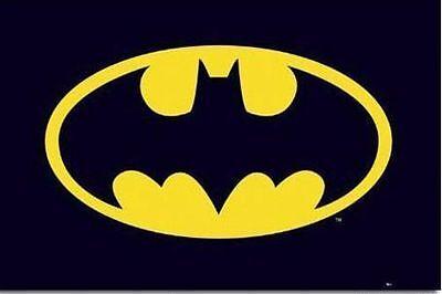 BATMAN - CLASSIC LOGO POSTER - 24x36 - 49744](Batman Poster)