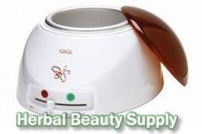 GiGi 0225 Wax Warmer Professional Home and Salon Use Waxing Hair Removal 110v