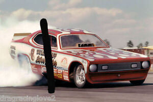 taylor wolff super duster 1972 plymouth duster nitro funny car photo ebay. Black Bedroom Furniture Sets. Home Design Ideas