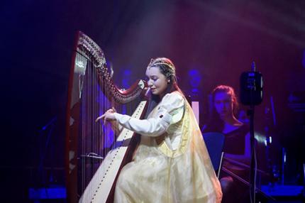 Wedding Singer Harpist - Siobhan Owen