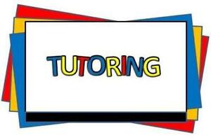 Math + Science Tutor - Grades 1-8