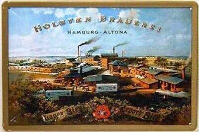 Holsten-Brauerei AG Altona historische Aktie 1920 Hamburg Carlsberg Holsten Bier