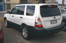 2006 Subaru Forester Wagon Mitchell Gungahlin Area Preview