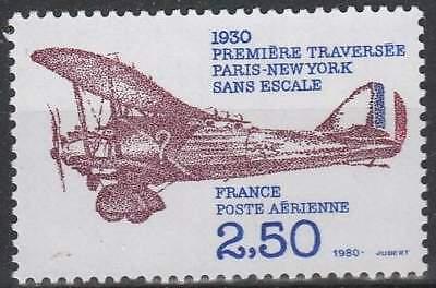 Frankrijk postfris 1980 MNH 2217 - Vliegtuig / Airplane