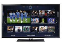 Samsung 46 Inch Full HD 1080p LED Smart TV/Television - 3 HDMI connections & 2 USB ports