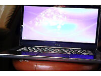 DELL XPS 14Z LAPTOP WINDOWS 7 CORE i5 2ND GEN 4GB 500GB WEBCAM HDMI 13.3 IN LCD