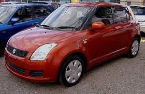 2008 Suzuki Swift Hatchback Mitchell Gungahlin Area Preview
