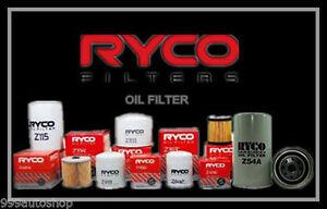 Z9-RYCO-OIL-FILTER-Chrsler-VALIANT-VJ-Petrol-Hemi-265-71-73
