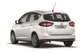 2018 Ford C-MAX 1.6 125 Zetec 5 door Petrol Estate