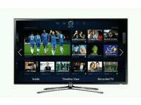 Samsung 55 Inch 3D Smart WiFi Built In Full HD 1080p LED TV With Freeview HD model:UE55F6320