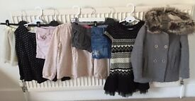 Beautiful GIRL CLOTHING 6-8 years (Stella McCartney, H&M, Benetton, Zara, Gap)