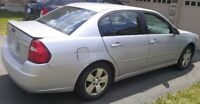 2007 Chevrolet Malibu LT Sedan