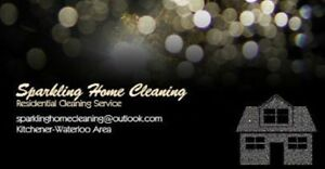 Residential Home Cleaning Kitchener / Waterloo Kitchener Area image 1