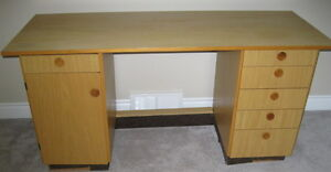 Student Desk - surface 63 inches X 24.5 inches