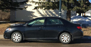 LOW KM, Great Condition 2009 Toyota Corolla
