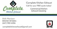 Kitchen Hood Exhaust Cleaning - We Certify