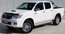 2015 Toyota Hilux  White Automatic Utility Embleton Bayswater Area Preview
