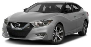 2017 Nissan Maxima SV Navigation, Leather, Sunroof, Backup Ca...