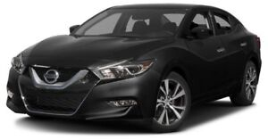 2016 Nissan Maxima SV Backup Camera, Nav, Heated Seats