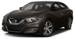 2017 Nissan Maxima SL Navigation, Sunroof, Leather