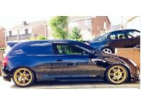 Civic Type R EP3 K20 black - Mugen parts Recaro's not nissan bmw ford subaru integra turbo gold