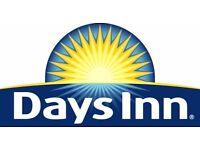 Hotel Night Receptionist - £8.00ph, 24 hours per week