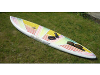 New Waves 295 (Slalom Wave) Windsurfing Board