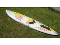 New Waves 295 (Slalom Wave) Windsurfing Board