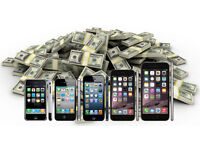 BUYING ALL IPHONES FOR CASH