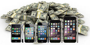 PAYING CASH FOR UNWANTED IPHONES ANY CONDITION/DAMAGED