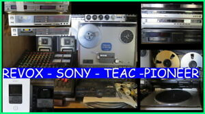 USED PRO AUDIO-VIDEO GEAR