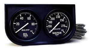 AUTOMETER - Gauges 2 en 1