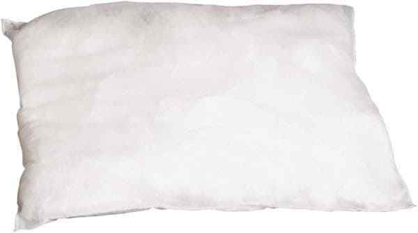 """PRO-SAFE 32 Qty 1 Pack 9"""" Long x 9"""" Wide x 2"""" High, White Sorbent Pillow"""